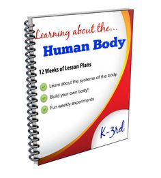 With this set of lesson plans you'll spend 12 weeks learning all about the systems of the body with your K-3rd grade students. Print the lessons, get the books,