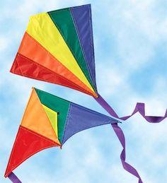 Hearthsong - Mini Rainbow Kites