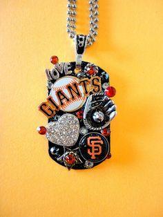 San Francisco Giants Dog Tag❤️