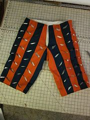 Making landsknecht pants and other stuff
