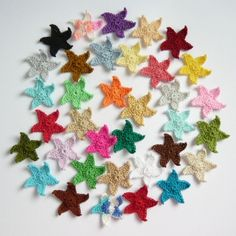 Crochet Starfish