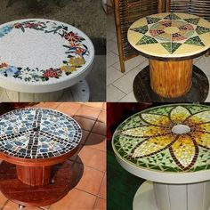 Mosaic meets Spool