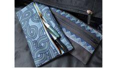 Tutorial: Zippered pencil case
