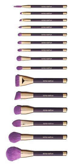Sonia Kashuk Brush Couture Set