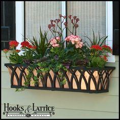 deck flower box
