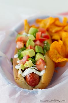 Possibly the best hot dog recipe EVER