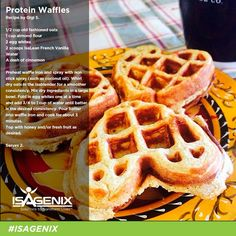 Yum... love real food while changing my body.  Www.journeywithjoy.isagenix.com