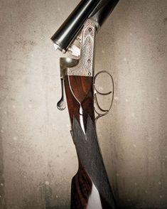 A 12-gauge Watson Brothers shotgun from Kevin's Guns in Thomasville, Georgia. Photo Credit: Dan Winters