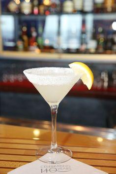 through the ages with a Classic Lemon Drop. Ingredients: 2 Lemon ...