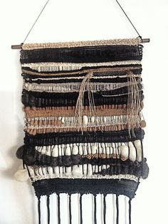 Weaving by Barbara Rourke