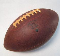 Apple Pie American Football Leatherhead Sports Handsome Dan Leather Head Football