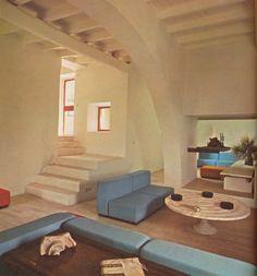 Underground Interiors, 1972