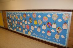 beginning of the year bulletin boards second grade   The following are bulletin boards which I created during my time as ...