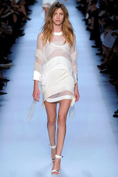 Look 4 –Givenchy Spring 2012 RTW