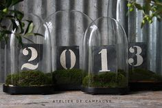 Happy New Year to all, Atelier de Campagne