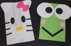 Hello Kitty Party Favor Bags!