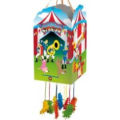 My Little Party Blog: Fiesta Erase una vez el Circo! Juegos y Piñatas My Little Party