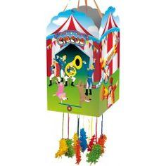 My Little Party Blog: Fiesta Erase una vez el Circo! Juegos y Piñatas My Little Party