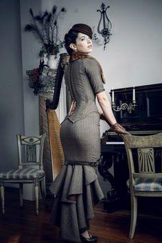 #Steampunk #Gothic #Fashion