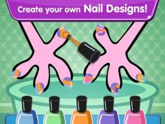 Wubbzy's Beauty Salon - 4 simple role-play activities featuring Wubbzy and his friends: nails, make-up, hair, spa. Appysmarts score: 84/100 http://www.appysmarts.com/application/wubbzy-s-beauty-salon,id_95067.php