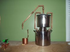 Contraptions on Pinterest | Moonshine Still, Steam Engine and Cyberpu ...