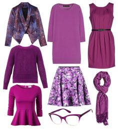 Radiant Orchid Clothes Polyvore The Hot New Color Youll Love to Wear to Work