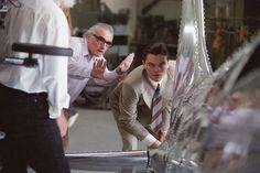 Martin Scorsese & Leonardo DiCaprio