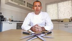 Super Israeli sushi chef makes waves across the globe on http://sizedoesntmatter.com