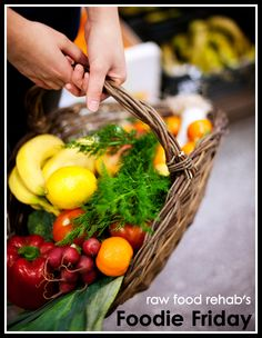 Raw Food Rehab - Adding LIFE to your years and years to your life!
