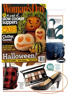 Herringbone is hot for fall! Woman's Day picked the Naturalizer Orianne as a fall favorite in its October issue.