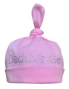 Daddys Girl Bling Baby Girl Hat-Daddys Girl Bling Baby Girl Hat, Kensington Baby