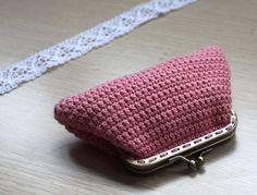 Monedero de ganchillo / Crochet purse