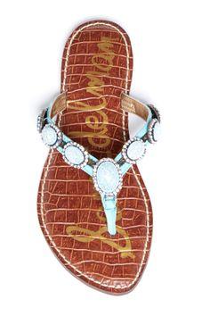 embellish sandal