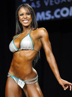 Lauren Talley 2012 Jay Cutler Desert Classic Bikini A Class and Overall Winner