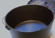 How to Clean and Season Cast Iron >> http://blog.diynetwork.com/maderemade/how-to/how-to-season-cast-iron/?soc=pinterest