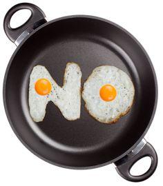 Eggs font. Handmade. via swissmiss