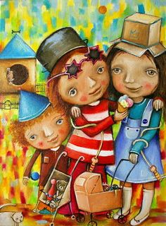 !!! SOLD !!! Original oil painting (Monica Blatton) !!! SOLD !!!