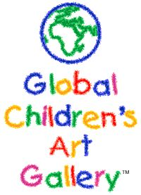 Global Children's Art Gallery- demonstrations of children's art around the world.  Great to inspire the kiddos as they explore various art mediums and techniques