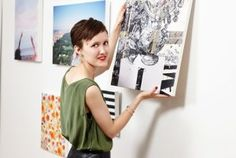 I-DIY: How To Make The Perfect Gallery Wall