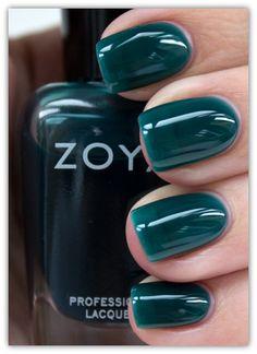 Zoya Frida Nail Polish #zoya #nailpolish