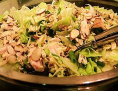 Jo's Recipes: Chinese Chicken Salad with Ramen Noodles!