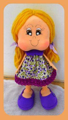 Como fazer uma boneca de pano com Hak - http://www.hak.com.br/blog/?p=5126