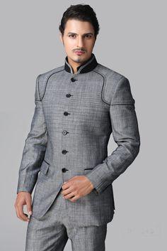 Stylish Designer Suits for Groom. #Designersuits  www.manawat.in
