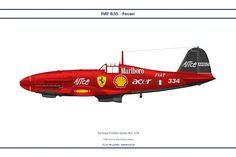 Bill Clave's Retro Motorsport Planes