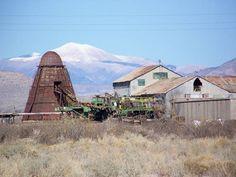 Sawmill and Sierra Blanca, Alamogordo, NM