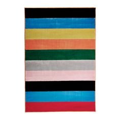 RANDERUP Rug, low pile, multicolour