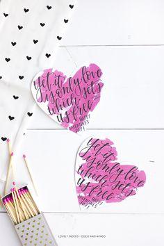 Printable Valentine'