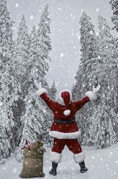 . holiday, winter wonderland, snow, santa claus, christmas, christma time, white christma, merri christma, santaclaus
