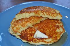 Michigan Cottage Cook: MY VERSION OF INSANELY GREAT PANCAKES FROM TENNESSEE SEEN ON FOODTV.