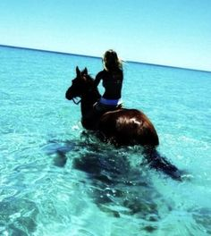 honeymoon, the bucket list, horses, dream come true, blue, the ocean, at the beach, sea, bucket lists